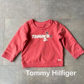 トミーヒルフィガー(TOMMY HILFIGER)の9-12M 80 Tommy hilfiger トレーナー(トレーナー)