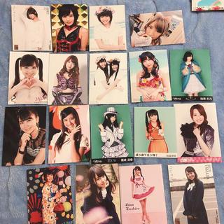 AKB48 生写真 セット まとめ