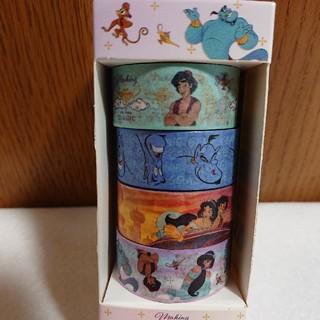 ディズニー(Disney)のアラジン マスキングテープ(テープ/マスキングテープ)