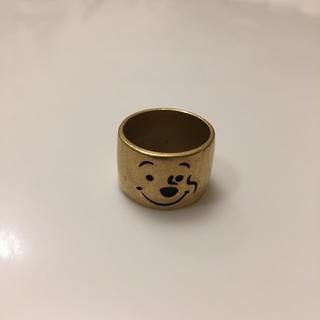 ディズニー(Disney)の【Disney】Winnie the Poohくまのプーさん リング(リング(指輪))