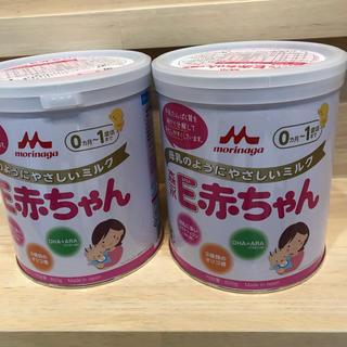 森永乳業 - 森永 E赤ちゃん 粉ミルク 800g 2缶セット 新品未開封