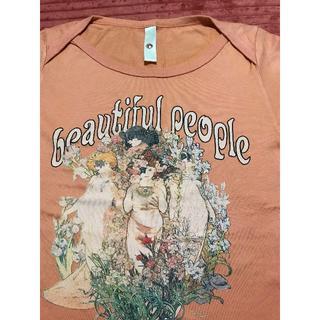 ビューティフルピープル(beautiful people)のビューティフルピープルbeautifulpeople★ミュシャ☆Tシャツ(Tシャツ(半袖/袖なし))