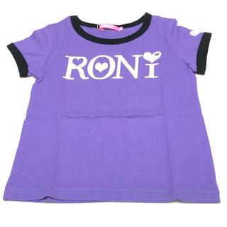 ロニィ(RONI)のA5 RONI リンガー半袖Tシャツ SIZE 115(Tシャツ/カットソー)