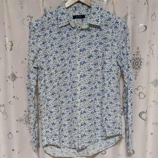 RAGEBLUE - RAGE BLUEシャツ アロハシャツ 花柄 メンズシャツ