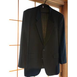 新宿KAWANO メンズ礼服 黒 Mサイズ(セットアップ)