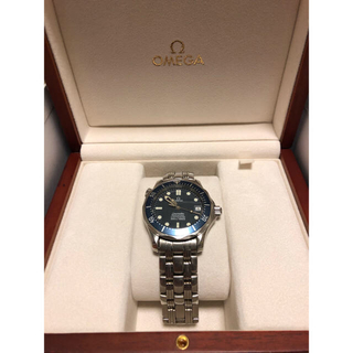 オメガ(OMEGA)のオメガ シーマスタープロフェッショナル300Mクロノメーター2551.80.00(腕時計(デジタル))