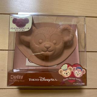 ディズニー(Disney)の新品 未使用 Disney ダッフィーBrings Love パンナコッタ型(調理道具/製菓道具)