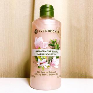 イヴロシェ(Yves Rocher)の新品未使用 YVES ROCHER イブロシェ シャワージェル(ボディソープ/石鹸)