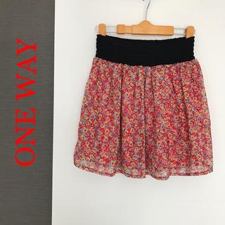 one*way - ONEWAY  ミニスカート