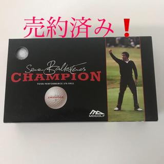 チャンピオン(Champion)の《値下げ❗️》CHAMPION ✳︎ ゴルフボール 《2箱》(その他)