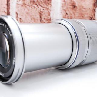 オリンパス(OLYMPUS)の★美品★オリンパス M.ZUIKO 40-150mm(レンズ(ズーム))