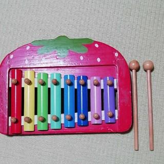 ☆超可愛い☆ マザーガーデン 鉄琴  抜き型メタロフォン!