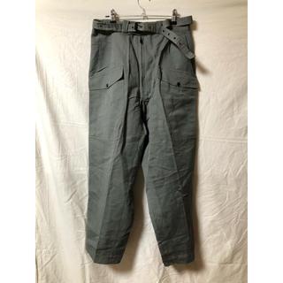 コモリ(COMOLI)の90s【ITALIAN AIR FORCE 】Pilot pants(ワークパンツ/カーゴパンツ)