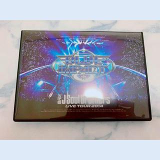 サンダイメジェイソウルブラザーズ(三代目 J Soul Brothers)の三代目 J Soul Brothers from EXILE TRIBE DVD(ミュージック)