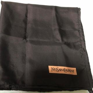 イヴサンローランボーテ(Yves Saint Laurent Beaute)のイブサンローラン  スカーフ美品(バンダナ/スカーフ)