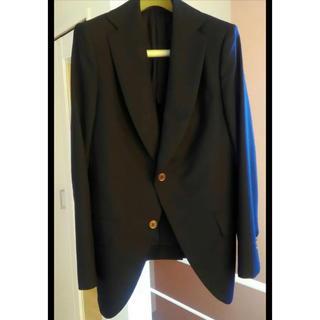 ヴィヴィアンウエストウッド(Vivienne Westwood)のヴィヴィアン  スーツ 黒(セットアップ)