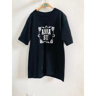アナスイミニ(ANNA SUI mini)のTシャツ ANNASUI XS キッズ ロゴT アナスイ 女の子 140cm(Tシャツ/カットソー)