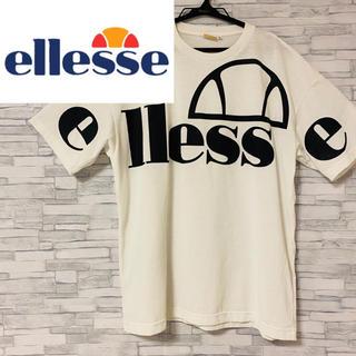 エレッセ(ellesse)のエレッセ Tシャツ デカプリント(Tシャツ/カットソー(半袖/袖なし))