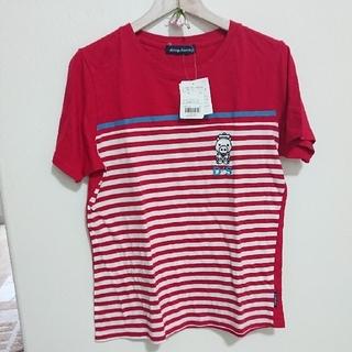 ドラッグストアーズ(drug store's)の新品☆drugstore's 半袖ボーダーシャツ(シャツ)
