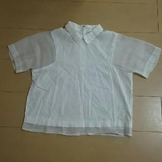 ケービーエフ(KBF)のKBF 切り替えブラウス(シャツ/ブラウス(半袖/袖なし))