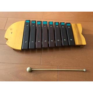 ボーネルンド おさかなシロフォン 木琴