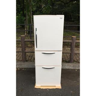ヒタチ(日立)の日立 冷凍冷蔵庫 3ドア インバーター制御 265L R-S27CMV(冷蔵庫)