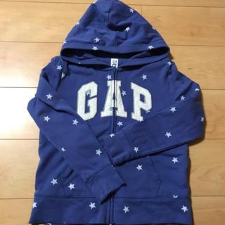 ギャップキッズ(GAP Kids)のGAP 星柄 パーカー 130 (ジャケット/上着)