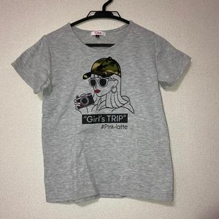 PINK-latte - レディース tシャツ 160(S)