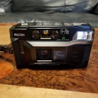 リコー(RICOH)のRicoh ff※70D フィルムカメラ(フィルムカメラ)