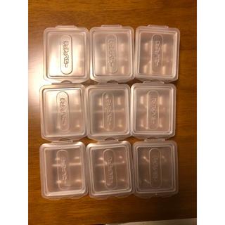 チュチュベビー 離乳食保存用 小分けパック(離乳食器セット)