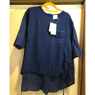 スカラー(ScoLar)のScoLar スカラー ブラウス トップス 新品 未使用(シャツ/ブラウス(半袖/袖なし))