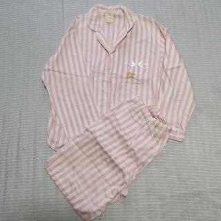 シマムラ(しまむら)のパジャマ【ピンクストライプ】(パジャマ)