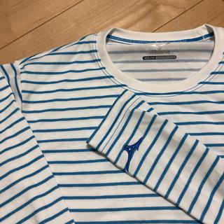 MIZUNO - MIZUNOボーダーTシャツ