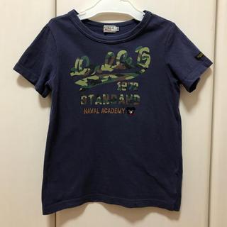 ダブルビー(DOUBLE.B)のミキハウス ダブルB   Tシャツ 120(Tシャツ/カットソー)
