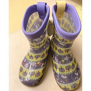 ディズニー(Disney)のDisney kukka hippo レインブーツ 長靴 チップとデール(長靴/レインシューズ)