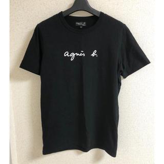 agnes b. - アニエスベー ロゴ Tシャツ