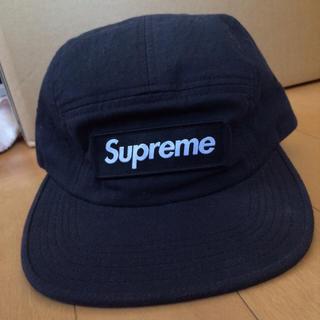 シュプリーム(Supreme)のSupreme キャンプ キャップ(キャップ)