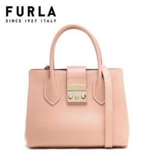 Furla - 【新品未使用】FURLA メトロポリス ハンドバッグ