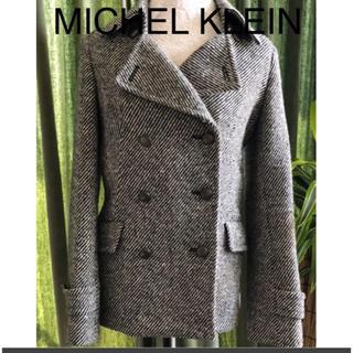 MK MICHEL KLEIN - MICHEL KLEIN ミッシェルクラン Pコート ピーコート
