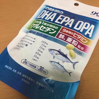 オリヒロ(ORIHIRO)のオリヒロ DHA EPA DPA 90粒(その他)
