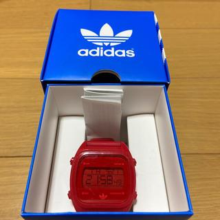 アディダス(adidas)のadidas 腕時計 ※箱なし500円引!(腕時計(デジタル))