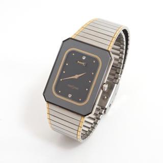 ラドー(RADO)のラドー 時計 ラドー RADO ダイヤスター 2Pダイヤモンド(腕時計(アナログ))