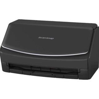 フジツウ(富士通)の新品 富士通ScanSnap iX1500(ブラックモデルFI-IX1500BK(PC周辺機器)