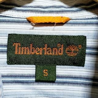 Timberland - 90sTimberland ストライプシャツ
