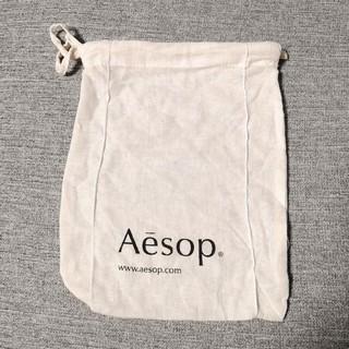 イソップ(Aesop)のイソップ 巾着 aesop(ショップ袋)