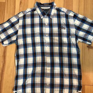 デラックス(DELUXE)のDELUXE チェックシャツ 半袖(シャツ)