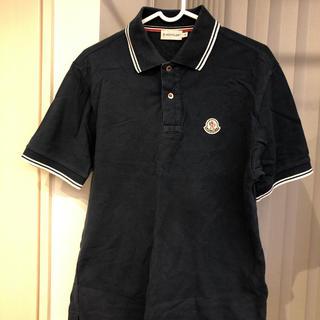モンクレール(MONCLER)の【メンズ】MONCLER ポロシャツ Sサイズ(ポロシャツ)