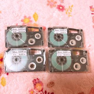 CASIO - カシオ!ネームランド!テープ!