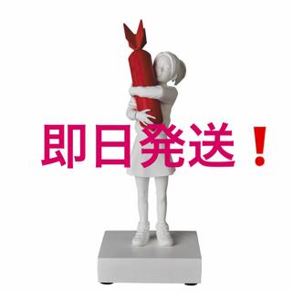 メディコムトイ(MEDICOM TOY)の新品未開封 BOMB HUGGER(RED BOMB Ver.)(彫刻/オブジェ)