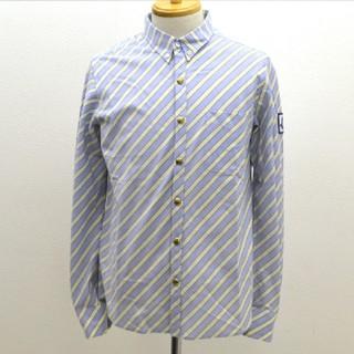 モンクレール(MONCLER)の【美品】MONCLER GAMME BLUE シャツ(シャツ)